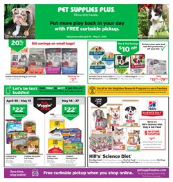Pet Supplies Plus catalogue in Knoxville TN ( Expired )