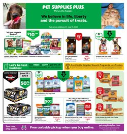 Grocery & Drug offers in the Pet Supplies Plus catalogue in Livonia MI ( 20 days left )