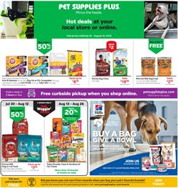Grocery & Drug offers in the Pet Supplies Plus catalogue in Maryville TN ( 12 days left )
