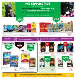 Grocery & Drug offers in the Pet Supplies Plus catalogue in Lorain OH ( 9 days left )