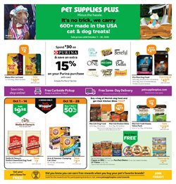 Grocery & Drug offers in the Pet Supplies Plus catalogue in Maryville TN ( 6 days left )