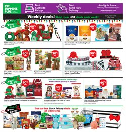 Grocery & Drug offers in the Pet Supplies Plus catalogue in Toledo OH ( 4 days left )