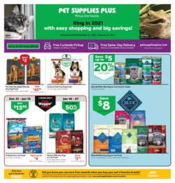 Grocery & Drug offers in the Pet Supplies Plus catalogue in Massillon OH ( 12 days left )