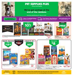 Grocery & Drug offers in the Pet Supplies Plus catalogue in Wichita KS ( 3 days ago )