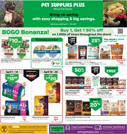 Grocery & Drug offers in the Pet Supplies Plus catalogue in Sterling VA ( 12 days left )