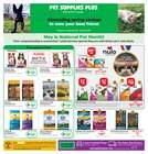 Pet Supplies Plus catalogue ( 18 days left )