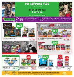 Grocery & Drug deals in the Pet Supplies Plus catalog ( Expires today)