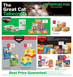 Pet Supplies Plus deals in the West Seneca NY weekly ad