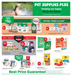 Pet Supplies Plus deals in the Pittsburgh PA weekly ad