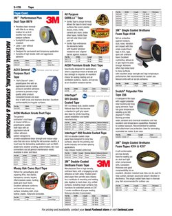 Trees deals in the Fastenal weekly ad in Muskegon MI