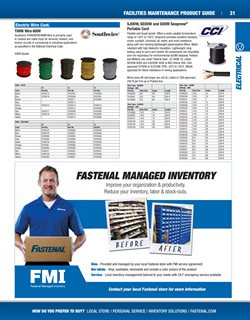 Handle deals in the Fastenal weekly ad in Johnstown PA