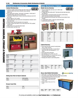 Grinder deals in the Fastenal weekly ad in Columbus IN