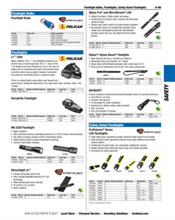 Generator deals in the Fastenal weekly ad in Columbus IN