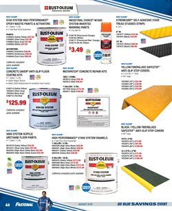 Tile deals in the Fastenal weekly ad in Johnstown PA