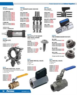 Construction materials deals in the Fastenal weekly ad in Johnstown PA