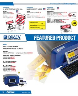 Flooring deals in the Fastenal weekly ad in Schenectady NY