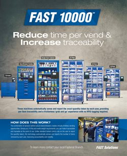 Doors deals in the Fastenal weekly ad in Troy NY