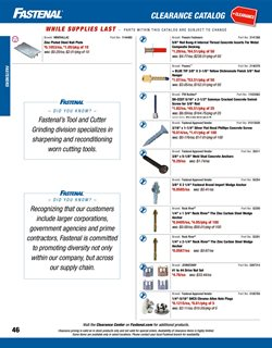 Nails deals in the Fastenal weekly ad in Idaho Falls ID