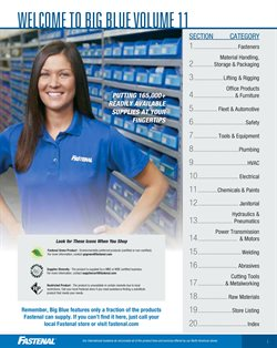 Paint deals in the Fastenal weekly ad in New York