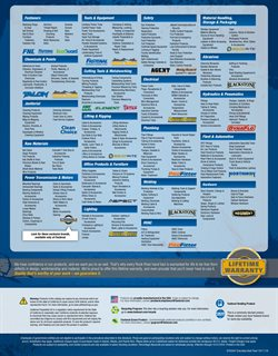 Nails deals in the Fastenal weekly ad in New York