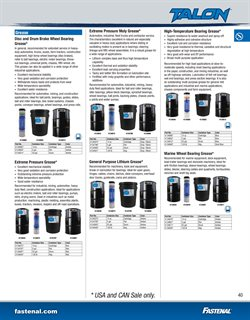 Mower deals in the Fastenal weekly ad in New York