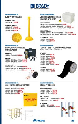 Flooring deals in the Fastenal weekly ad in New York
