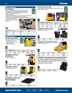 Soil deals in the Fastenal weekly ad in New York