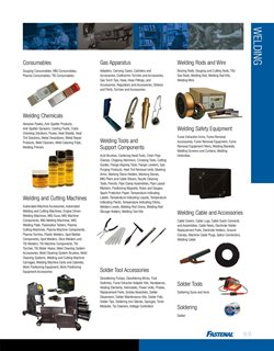 Welder deals in the Fastenal weekly ad in New York