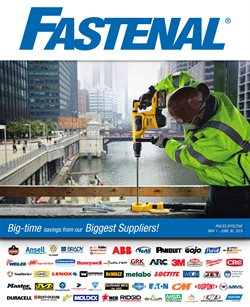 Fastenal deals in the Lebanon PA weekly ad