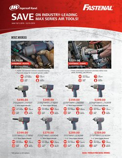 Tools & Hardware deals in the Fastenal weekly ad in Gilbert AZ