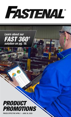 Tools & Hardware offers in the Fastenal catalogue in San Marcos CA ( 27 days left )
