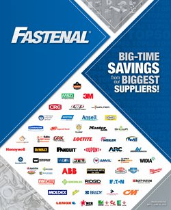 Fastenal catalogue in Los Angeles CA ( 28 days left )