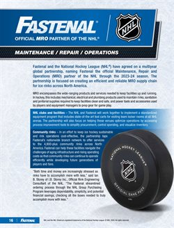 Games deals in Fastenal