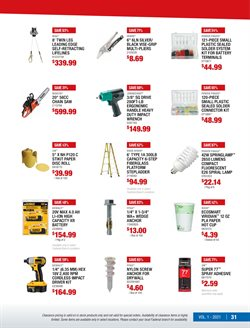 Anchor deals in Fastenal