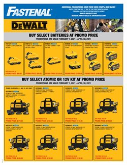 Tools & Hardware offers in the Fastenal catalogue in Tuscaloosa AL ( 13 days left )