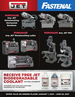 Tools & Hardware deals in the Fastenal catalog ( 18 days left)
