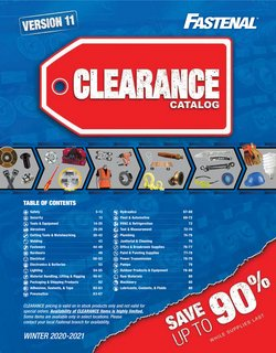 Tools & Hardware offers in the Fastenal catalogue in Elyria OH ( 11 days left )