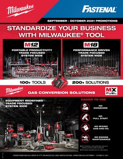 Tools & Hardware deals in the Fastenal catalog ( 12 days left)