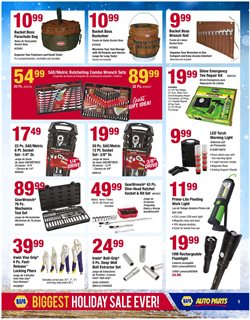 Tires deals in the Napa weekly ad in New York
