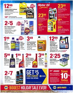 Brakes deals in the Napa weekly ad in New York