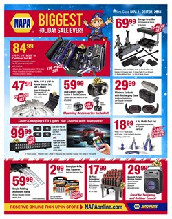 Car wheels deals in the Napa weekly ad in New York