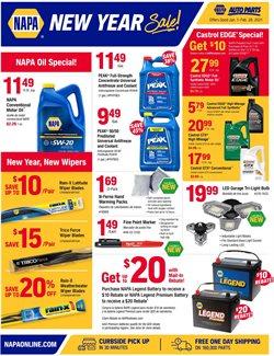 Lighting deals in Napa