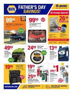 Automotive deals in the Napa catalog ( 7 days left)