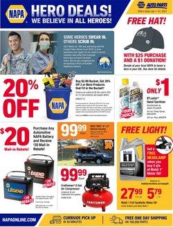 Automotive deals in the Napa catalog ( 4 days left)