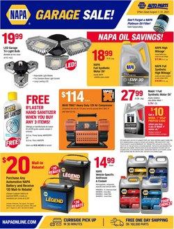 Automotive deals in the Napa catalog ( 26 days left)