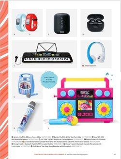 Music deals in Amazon