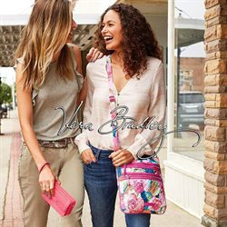 Clothing & Apparel deals in the Vera Bradley weekly ad in Johnstown PA