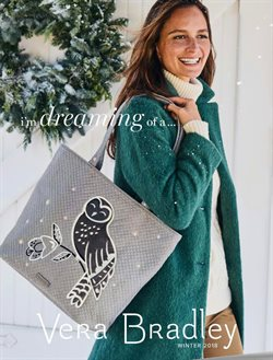 Clothing & Apparel deals in the Vera Bradley weekly ad in Bay City MI