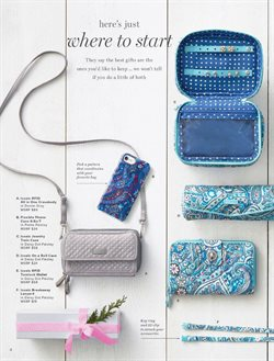 Ring deals in the Vera Bradley weekly ad in New York