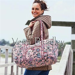 Clothing & Apparel deals in the Vera Bradley weekly ad in Aiken SC